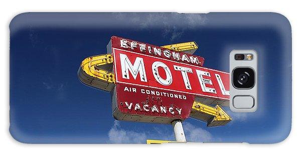 Effingham Motel Galaxy Case