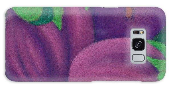 Eggplants Galaxy Case