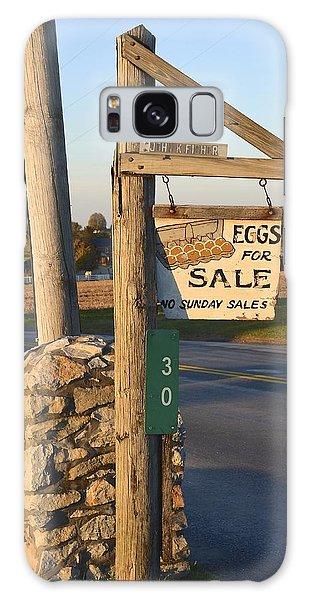 Eggs For Sale Galaxy Case
