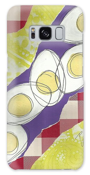 Eggs Galaxy Case