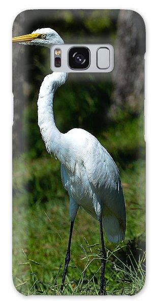 Egret - Full Length Galaxy Case