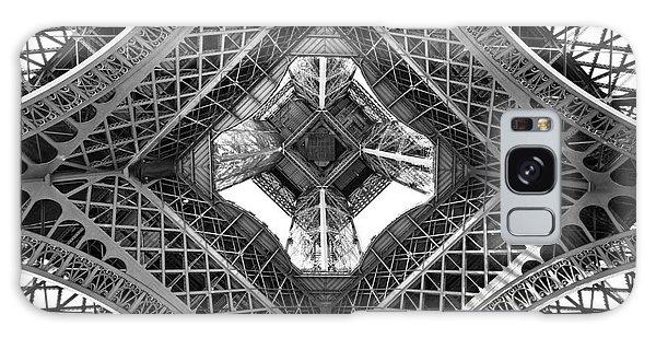 Eiffel Abstract Galaxy Case