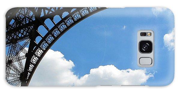 Eiffel Clouds Galaxy Case