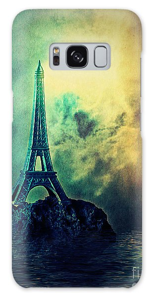 Eiffel Lighthouse Galaxy Case
