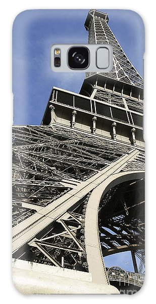 Eiffel Tower Galaxy Case by Belinda Greb