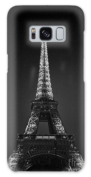 Eiffel Tower Infrared Galaxy Case