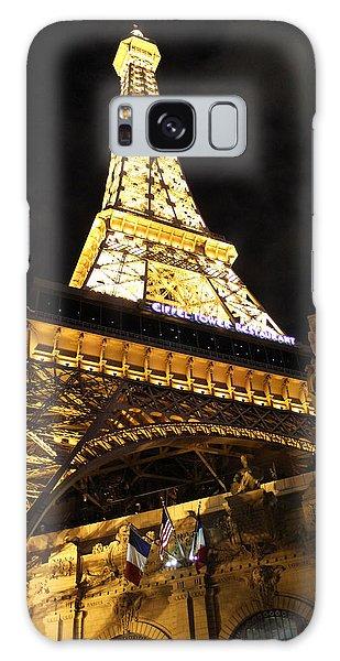 Eiffel Tower Las Vegas Nevada Galaxy Case