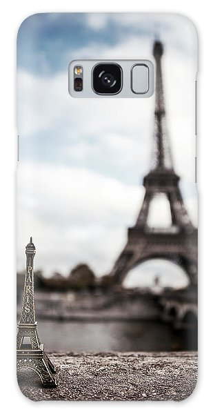 Eiffel Trinket Galaxy Case