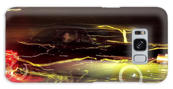 Eighty Eight Miles Per Hour Galaxy Case by Jason Politte