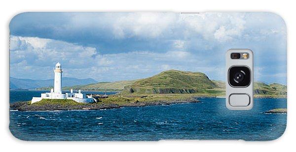 Eilean Musdale Lighthouse Galaxy Case