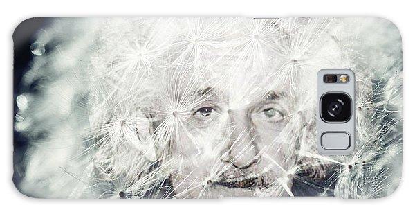 Einstein Dandy Galaxy Case