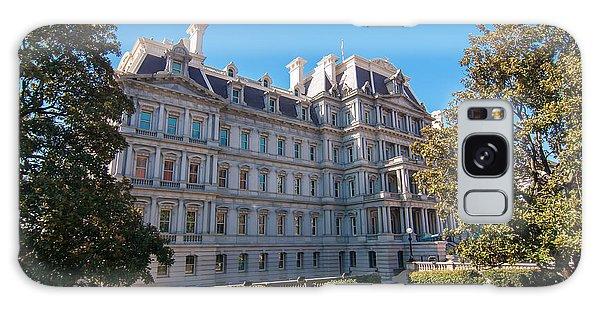 Eisenhower Executive Office Building In Washington Dc Galaxy Case