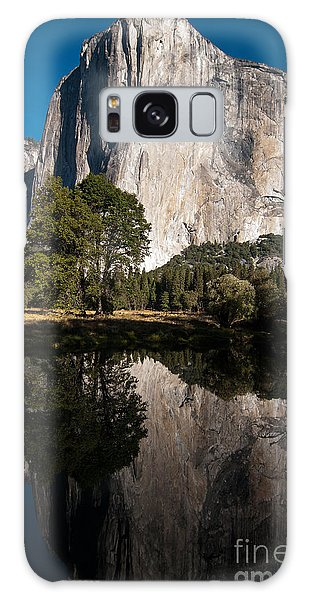 El Capitan In Yosemite 2 Galaxy Case by Terry Garvin