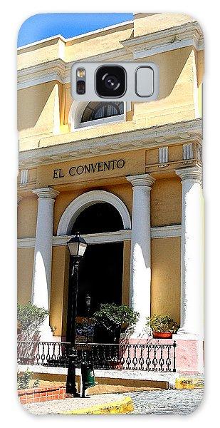El Convento Hotel Galaxy Case by The Art of Alice Terrill