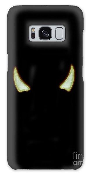 El Diablo Galaxy Case by Angela J Wright