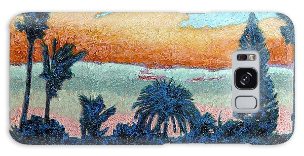 El Dorado Sunrise Galaxy Case by Gerhardt Isringhaus