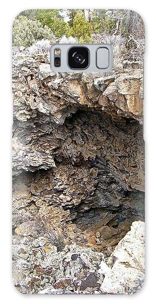 El Malpais Cave Entrance 3 Galaxy Case