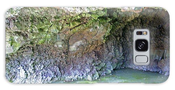 El Malpais Ice Cave 1  Galaxy Case