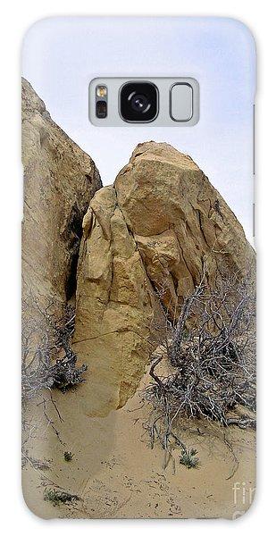 El Malpais Sand Bluff 2 Galaxy Case