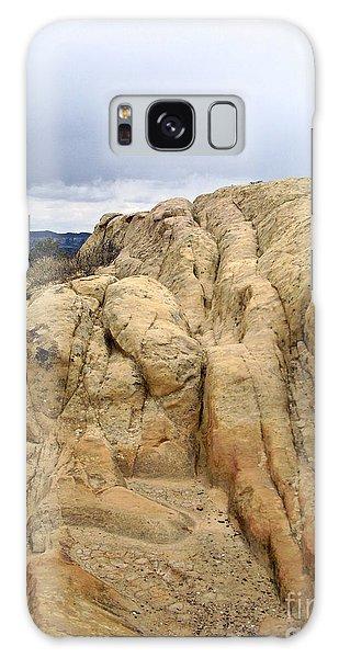 El Malpais Sand Bluff 3 Galaxy Case