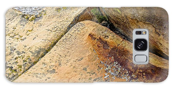 El Malpais Sand Bluff Fissure Galaxy Case