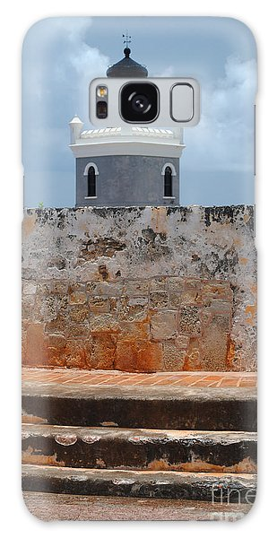 El Morro Light Tower Galaxy Case