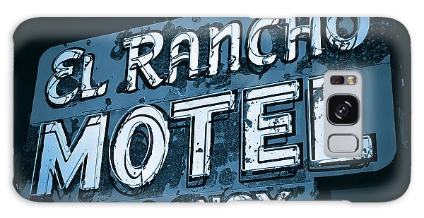El Rancho Motel Galaxy Case