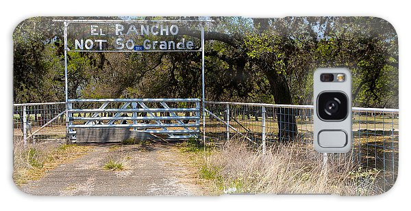 El Rancho Not So Grande Galaxy Case