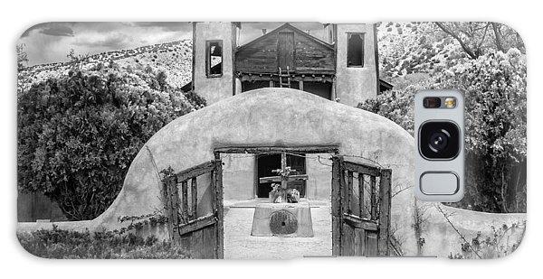 El Santuario De Chimayo Galaxy Case