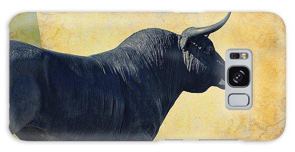 El Toro  Galaxy Case by Mary Machare