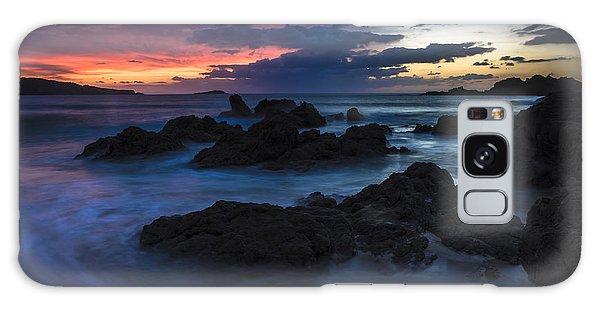 El Villar Beach Galicia Spain Galaxy Case
