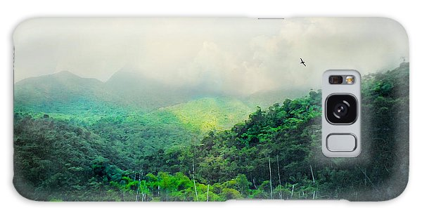 El Yunque National Rain Forest Galaxy Case
