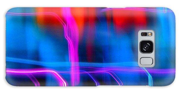 Electric Dance Galaxy Case