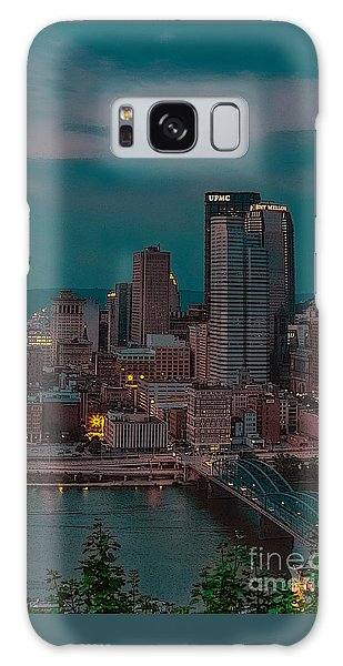 Electric Steel City Galaxy Case