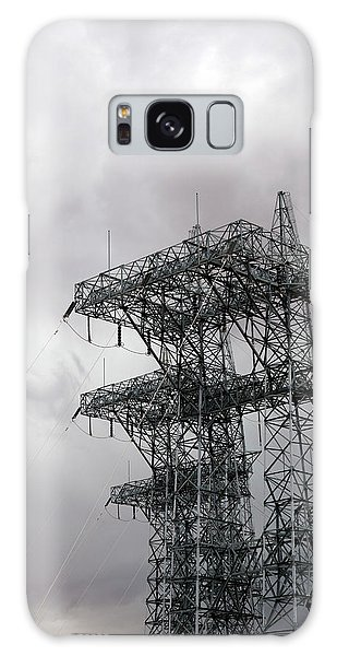 American Steel Galaxy Case - Electrical Transmission Tower by Jim West