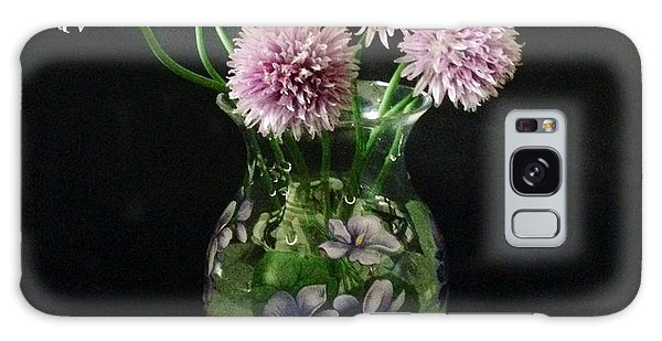 Elegant Chives Galaxy Case