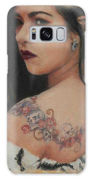 Elegant Ink Galaxy Case by Sciandra