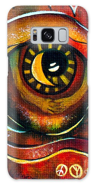 Elementals Spirit Eye Galaxy Case