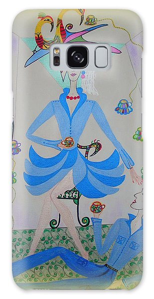 Eleonore Tea Party Galaxy Case