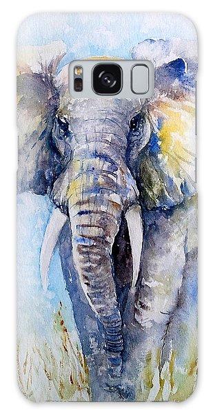 Elephant Blues Galaxy Case