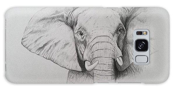 Elephant Galaxy Case by Ele Grafton