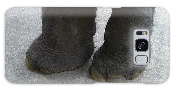 Elephant Feet Galaxy Case