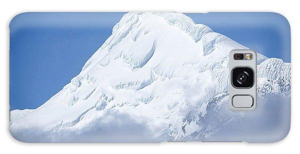 Elephant Island Mountain Peak Galaxy Case
