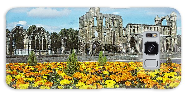 Elgin Cathedral - Scotland Galaxy Case