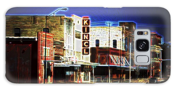 Elgin Old Town Street Galaxy Case by Linda Phelps