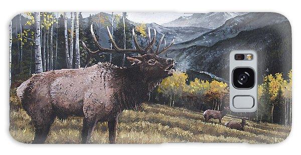 Elk Bugle Galaxy Case