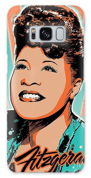 Ella Fitzgerald Pop Art Galaxy Case