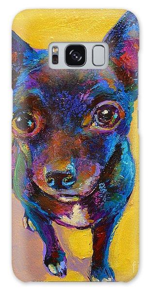 Ella The Chihuahua Galaxy Case