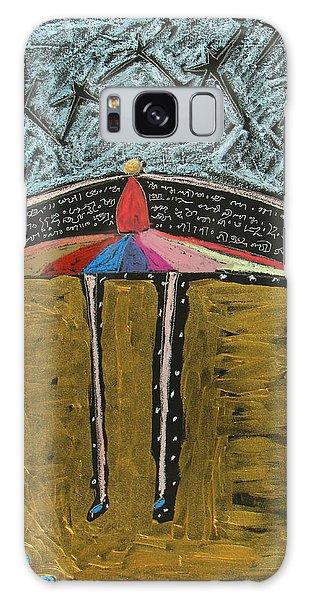 Ellasandra Galaxy Case by Clarity Artists