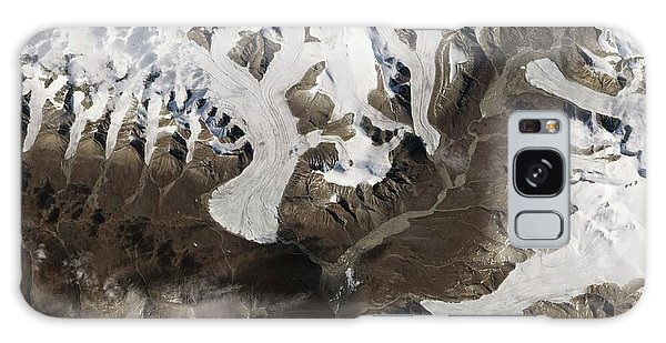 Earth From Space Galaxy Case - Ellesmere Island by Nasa Earth Observatory